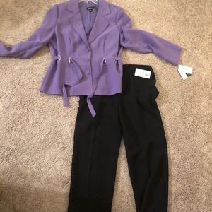 NWT size 14 AGB suite. Jacket and pants